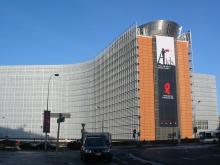 world aids day european commission building brussels